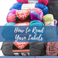 How to Read Yarn Labels