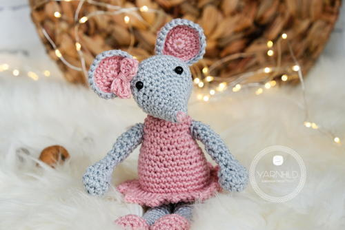 024 Crochet Pattern - Cat and MousE-Bookmarks or decor - Amigurumi ... | 334x500