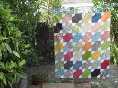 Around the Corner Quilt