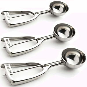 3-Piece Stainless Steel Scoop Set Giveaway