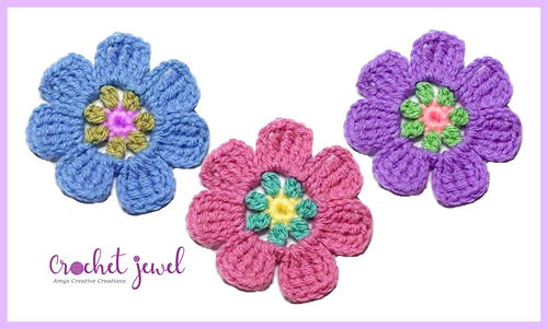 Petal Spring Flower Tutorial