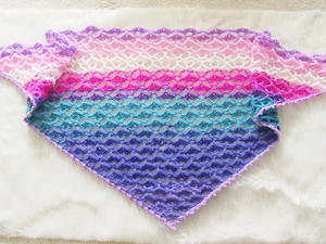 Magic Spell Shawl