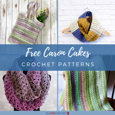 30 Free Caron Cakes Crochet Patterns | AllFreeCrochet com