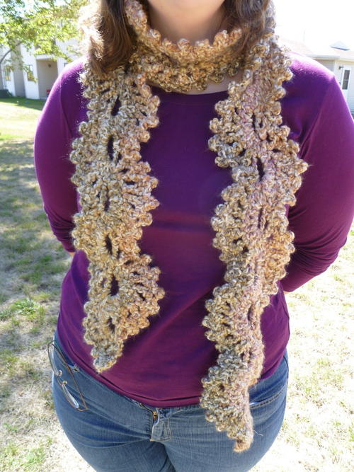Dragon Slayer Scarf