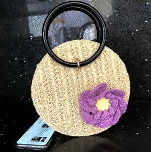 3D Flowers for Your Purse