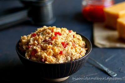 Smoky & Spicy Pimento Cheese
