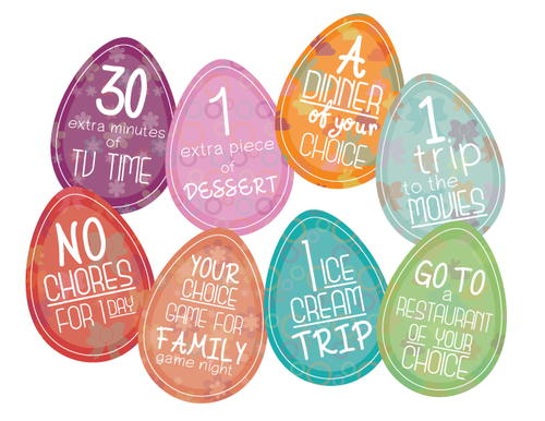 10 Free Easter Printables