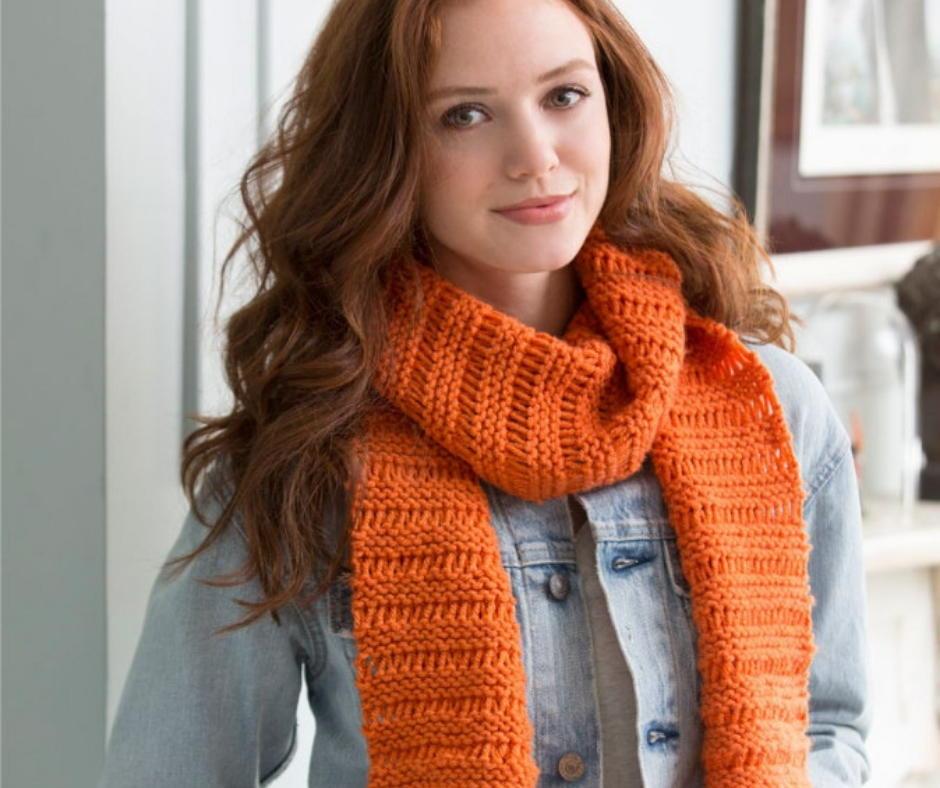 40+ Free Scarf Knitting Patterns | AllFreeKnitting.com