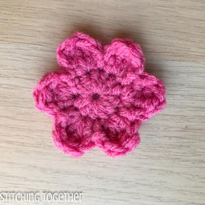 Simple Crochet Flower Patterns