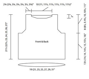 picture relating to Printable Vest Pattern named Knit Vest Behavior within just the Spherical