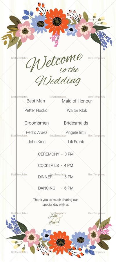 Easy DIY Wedding Program Fans | AllFreePaperCrafts com