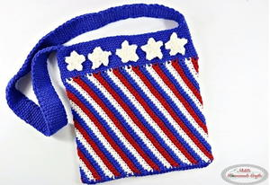 Stars & Stripes Forever Crossbody Bag