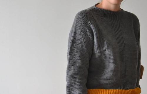 9eda62801 Sunshine Crop Sweater