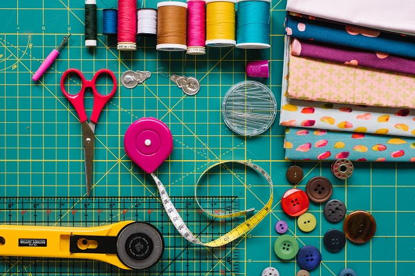 What Are Sewing Notions?