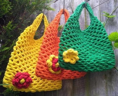 Mary Poppins Inspired Magic Crochet Bag
