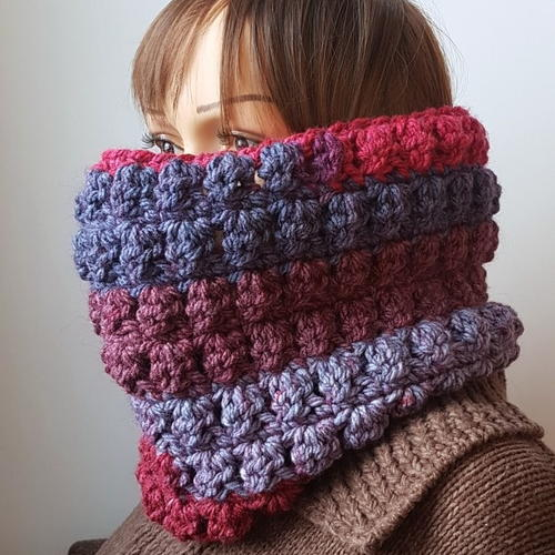 Short and Sweet Cowl