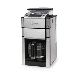 CoffeeTEAM PRO Coffee Maker with Built-In Grinder Giveaway
