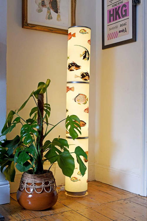 Stunning Fish IKEA Floor Lamp Hack