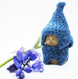 Bluebell Cork Gnome
