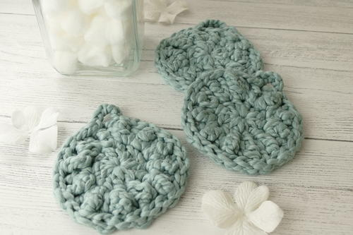 Chunky Facial Scrubbies