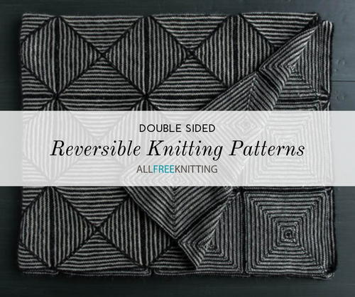 Reversible Knitting Patterns