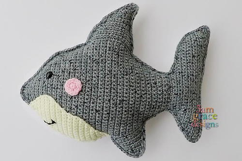 Shark Kawaii Cuddler™