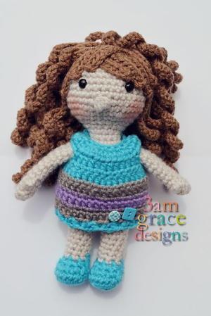 Crochet Doll Patterns and Accessories | AllFreeCrochet.com | 449x300
