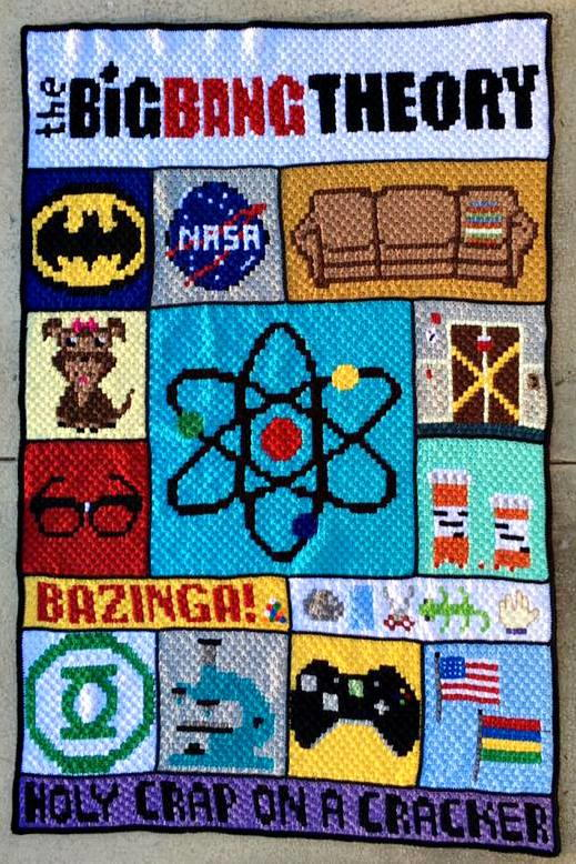 Big Bang Theory C2C CAL