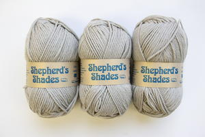 Brown Sheep Shepherd's Shades Dove Grey Yarn Bundle Giveaway