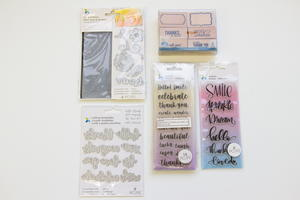 Momenta Decorative Stamp and Die Collection Giveaway
