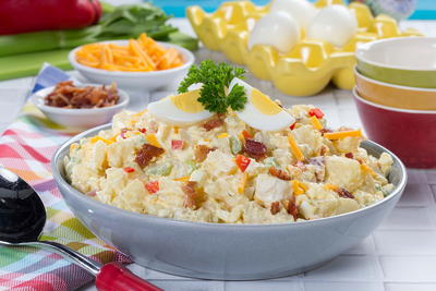 Creamy Dreamy Potato Salad