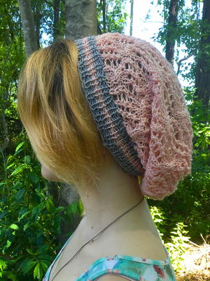 Gertrude Slouchy Hat