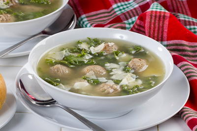 Mama Maries Wedding Soup