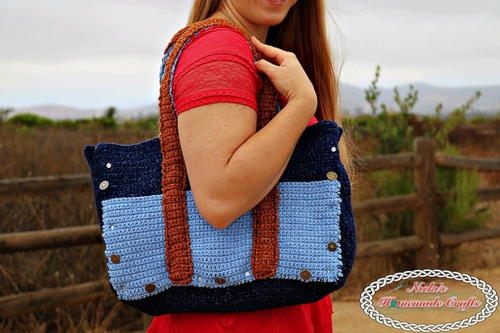 Free and Easy Crochet Handbag Pattern