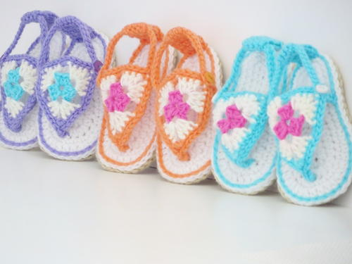Happy Feet Baby Sandals