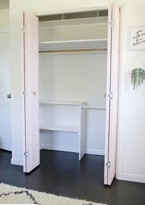 Easy Built-In Closet Tutorial