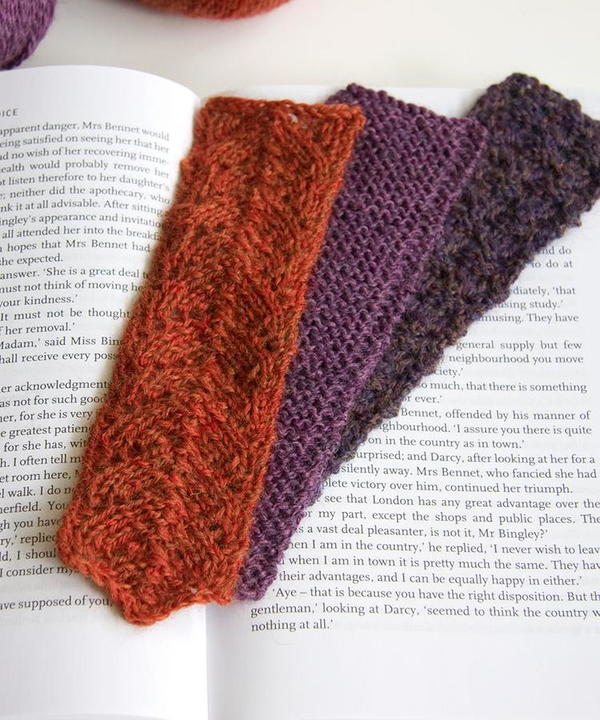 Bookmark Trio