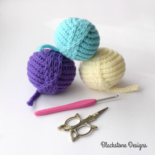 Yarn Ball Stress Reliever