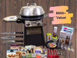 Countdown to Summer Home Cook's Grand Prize Giveaway