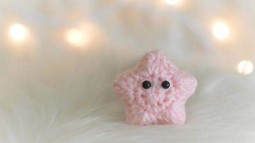 Cute Crochet Amigurumi Star Pattern