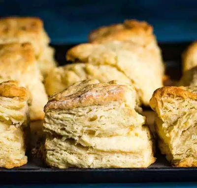 Amish Buttermilk Biscuits