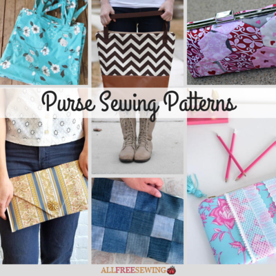 50 Purse Sewing Patterns
