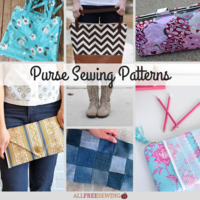 50+ Purse Sewing Patterns