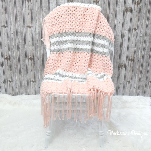 Close to Home Chunky Crochet Blanket