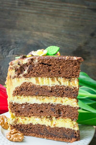 巧克力巧克力蛋糕