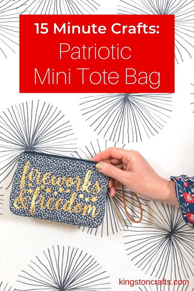 15 Minute Crafts Custom Mini Tote Bag