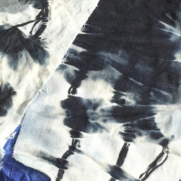 Example of Denim - Tie-Dyed