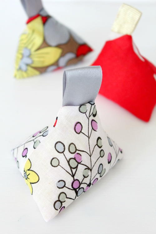DIY Fabric Pattern Weights