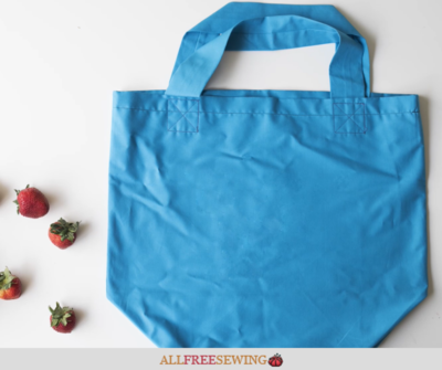 How to Make a Reusable Bag