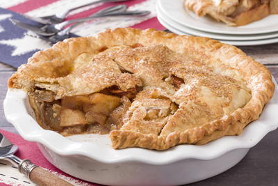 Dave's Dads Apple Pie